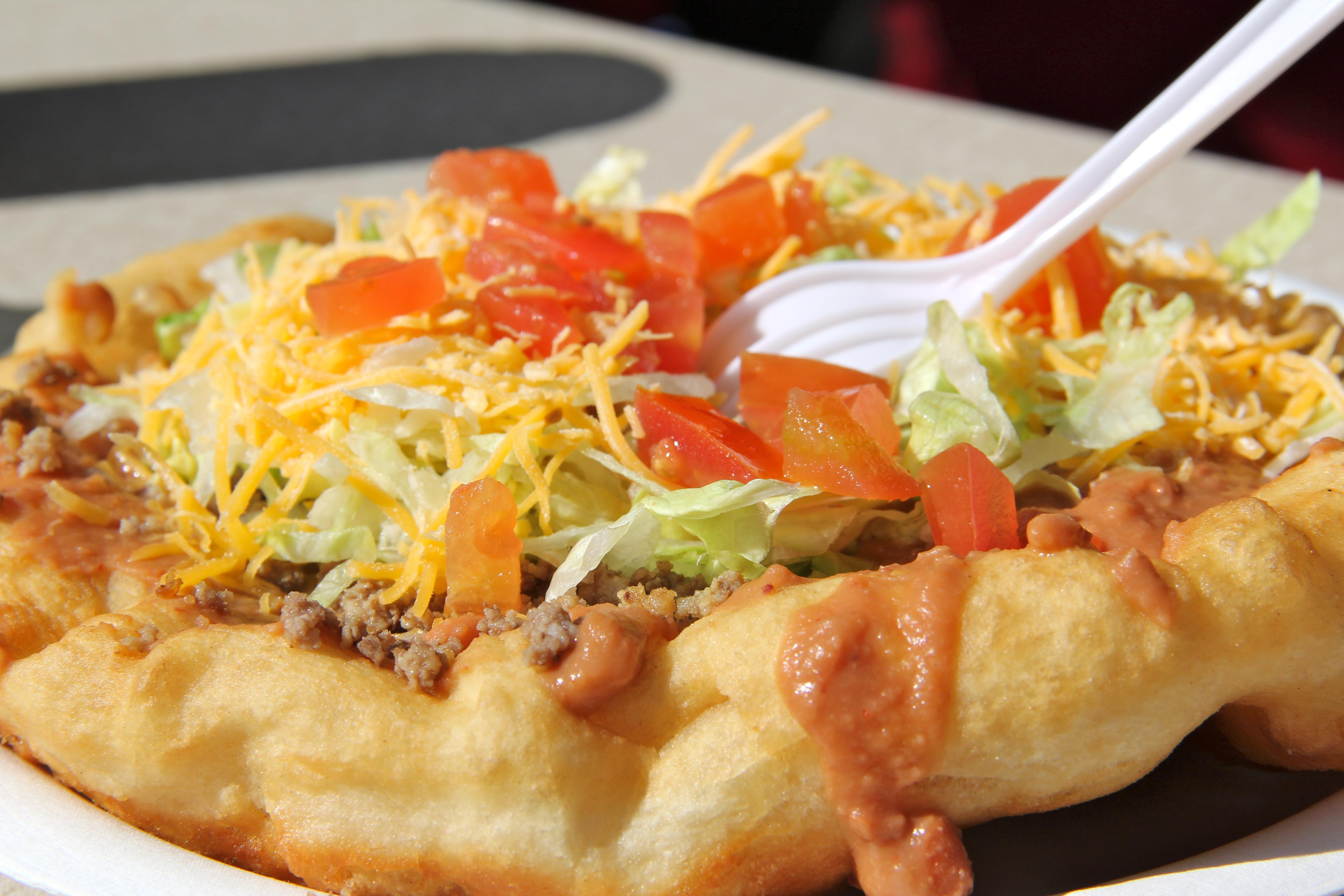 Indian Tacos.