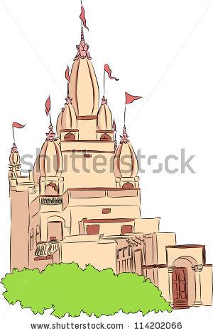 Hindu Temple Stock Vectors, Images & Vector Art.