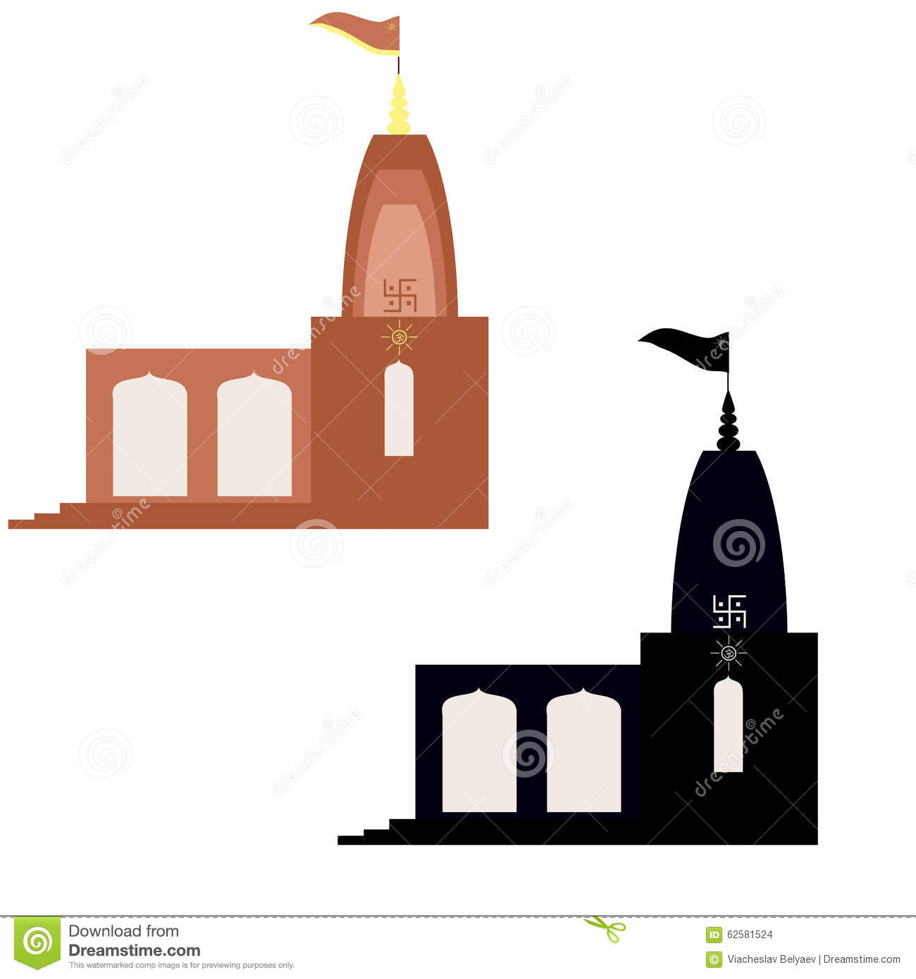 Indian temple clipart » Clipart Station.