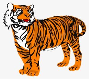 Tiger Clipart PNG, Transparent Tiger Clipart PNG Image Free.