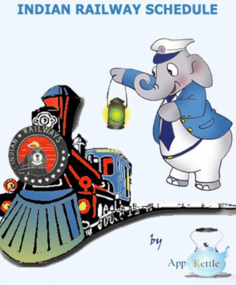 Railways Train Schedule 2011.