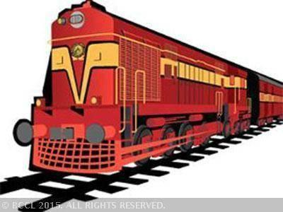 Indian train clipart » Clipart Station.