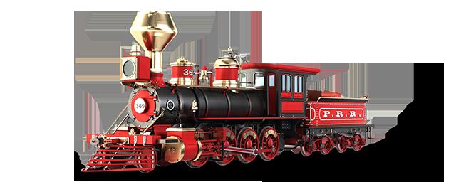 Train PNG #61395.