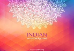 Indian Pattern Free Vector Art.