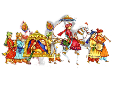 28+ Collection of Indian Wedding Clipart Colour Png.