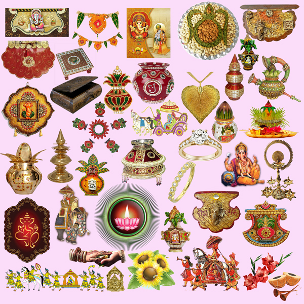 Indian wedding clipart psd free download » Clipart Station.