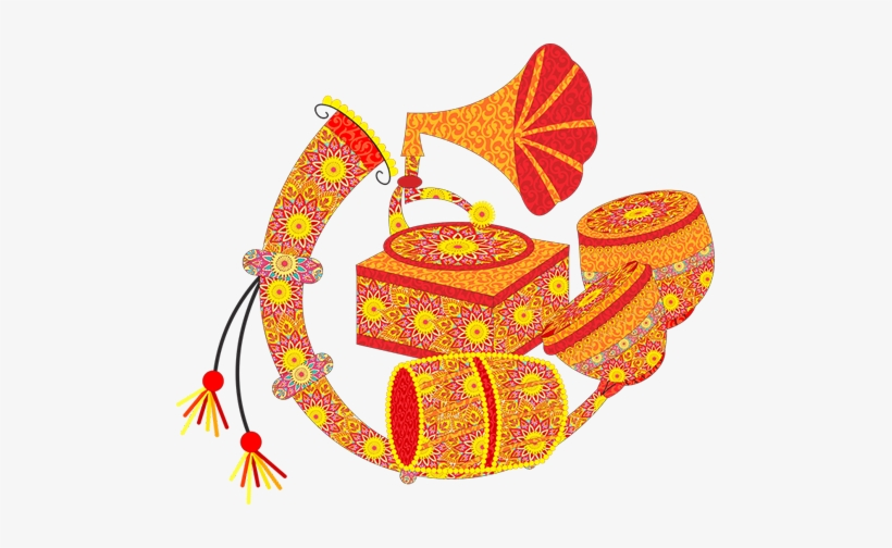 Indian Wedding Clipart PNG Images.