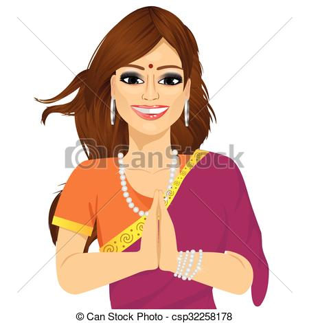 Traditional indian woman Illustrations and Clip Art. 1,668.