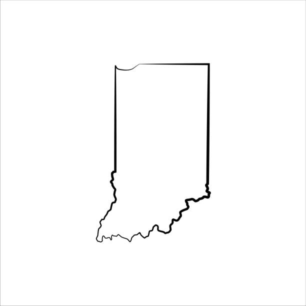 Top 60 Indiana Clip Art, Vector Graphics and Illustrations.
