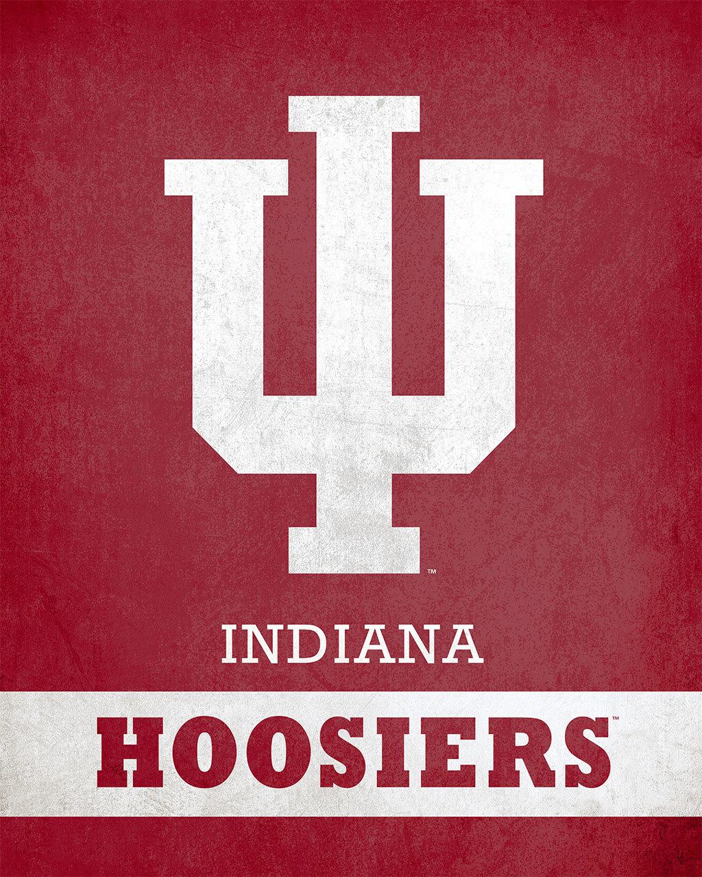 Indiana Hoosiers Pride Logo.
