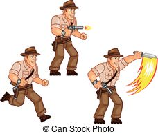 Indiana jones clipart - Clipground