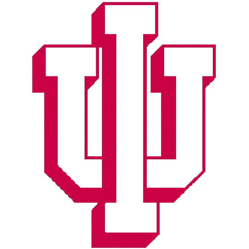 Indiana University Logo Png.