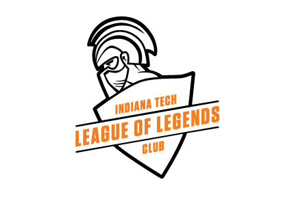 logo for indiana tech league of legends.