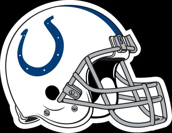Details about Indianapolis Colts Helmet Sticker Vinyl Decal / Sticker 5  sizes!!.