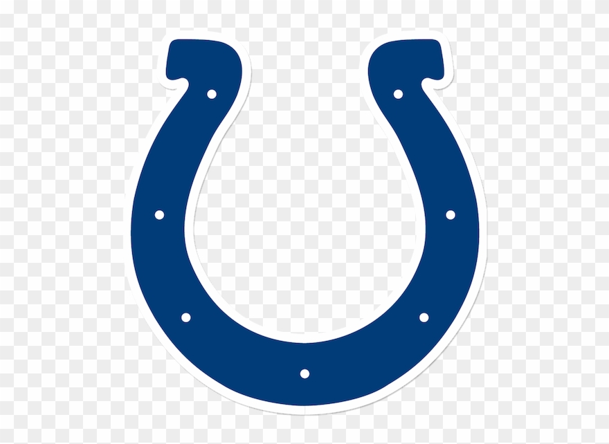 Indianapolis Colts Logo Clipart (#1558768).