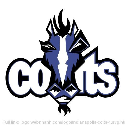 Indianapolis Colts Logo in SVG ,JPG, PNG.