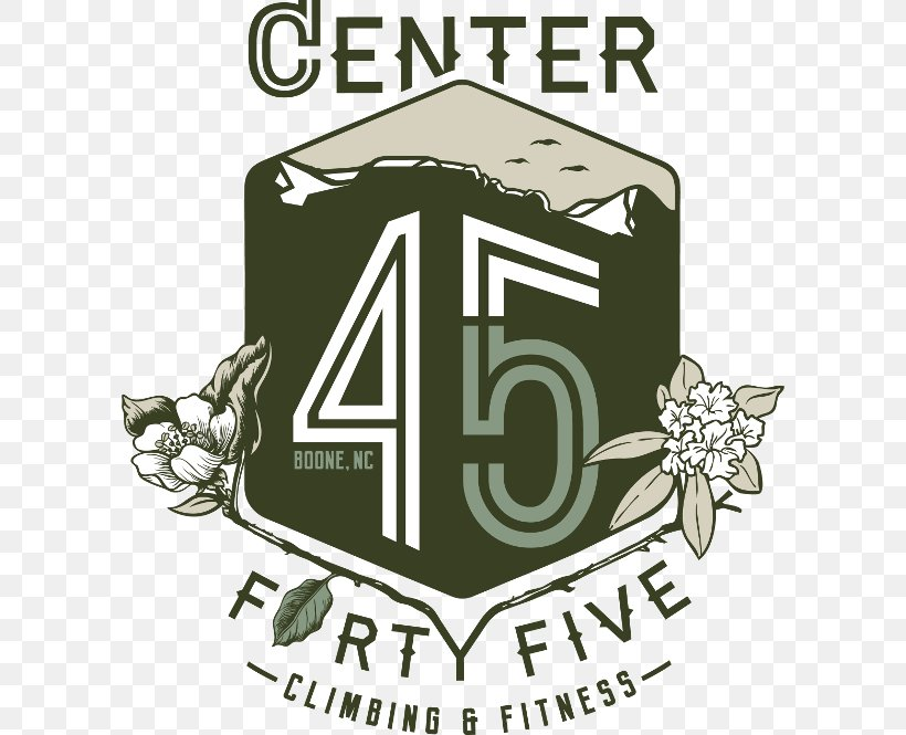 Center 45, PNG, 600x665px, Logo, Boone, Brand, Climbing.