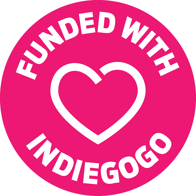 IndieGoGo logo Crowdfunding Fundraising Campaign png.