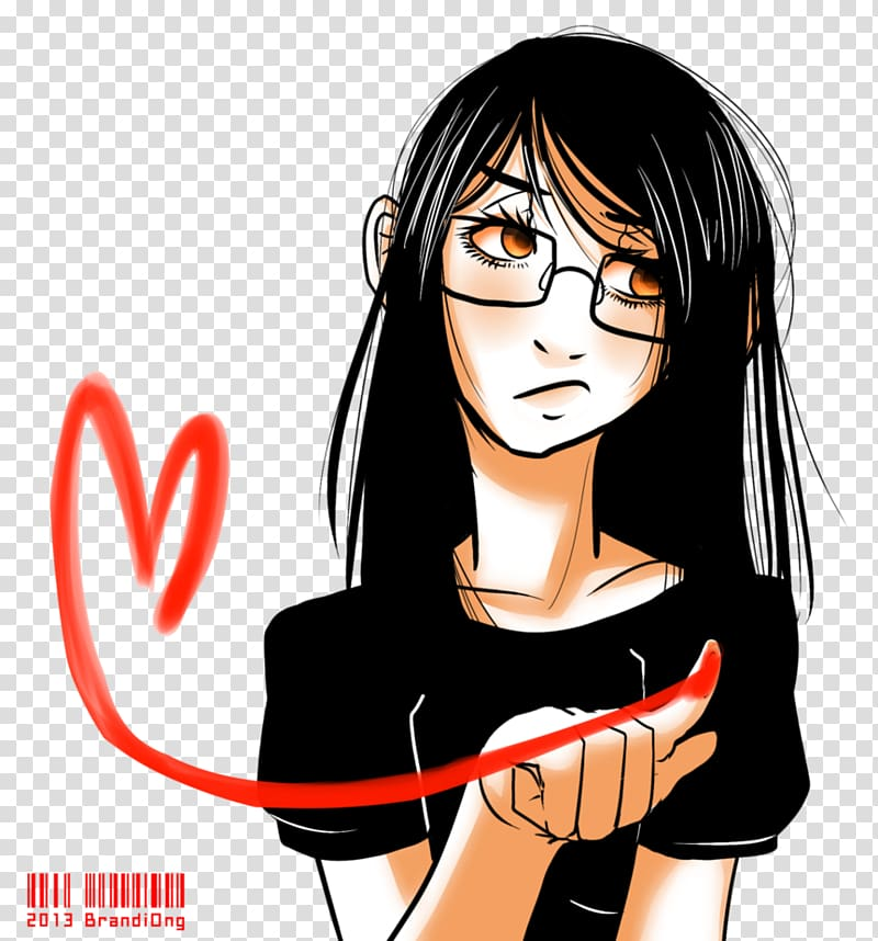 Drawing Glasses, Indifferent transparent background PNG.