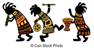 Pattern african africa culture art traditional indigenous Clip Art.