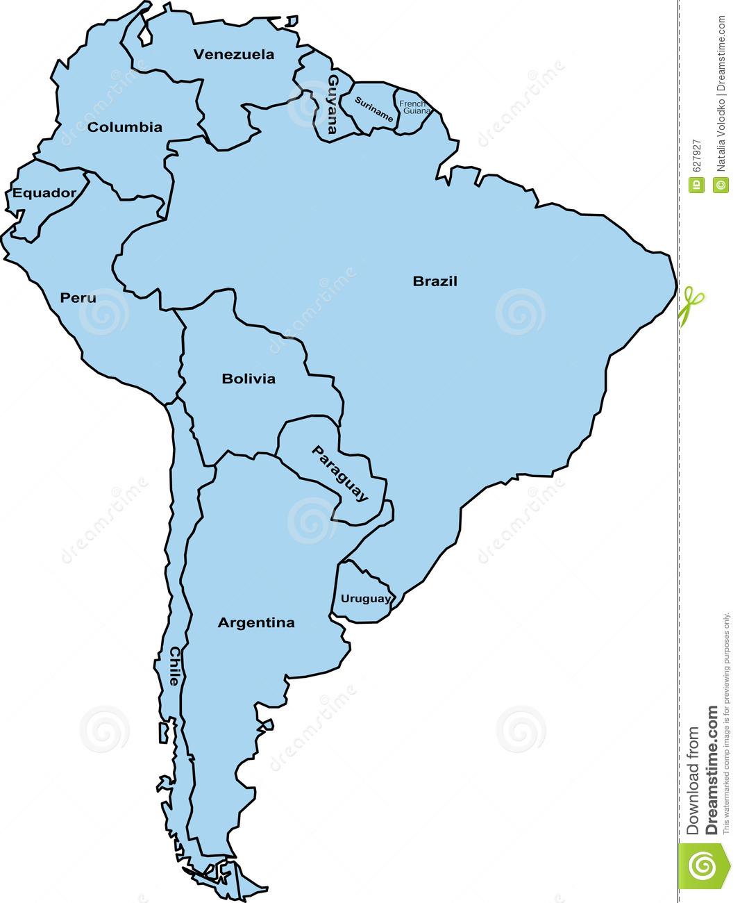 South America #lG3Un3.