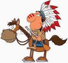 Chistes de Indios.
