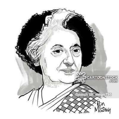 Indira Gandhi » Clipart Portal.