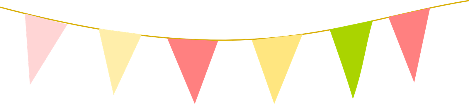 Banner Flag Clipart Transparent.