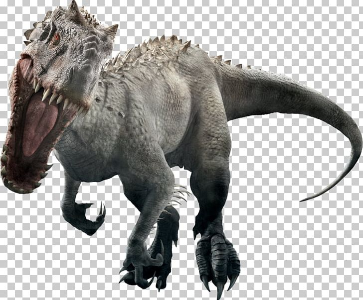 Lego Jurassic World Velociraptor Spinosaurus Tyrannosaurus Rex.
