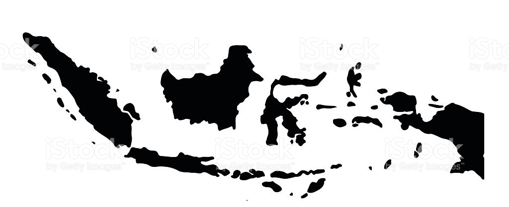 Indonesia map clipart 3 » Clipart Station.