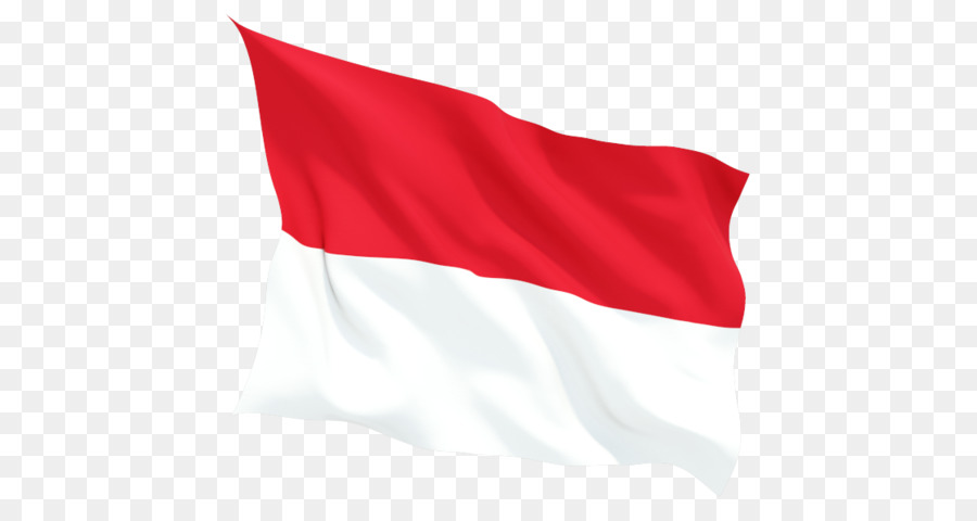 Indonesian Flag png download.