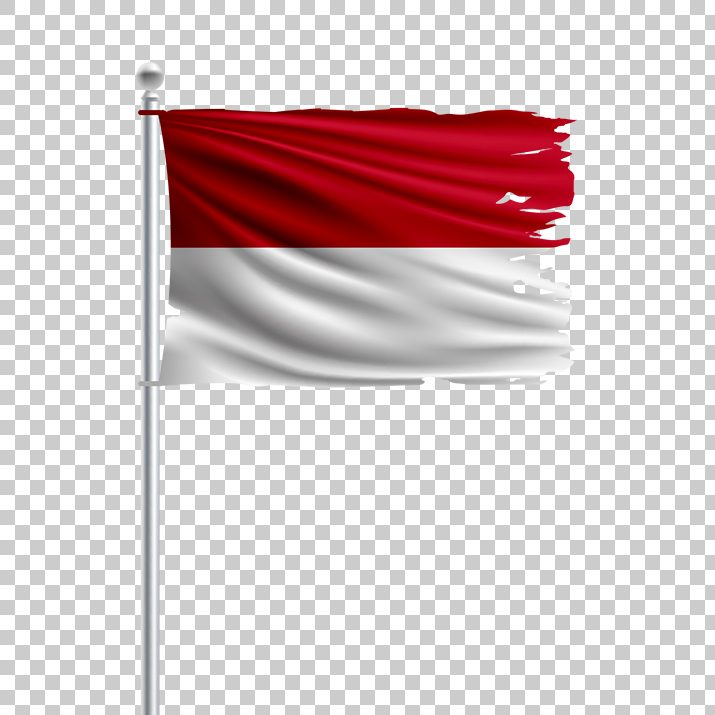 Indonesia Old Flag PNG Image Free Download searchpng.com.