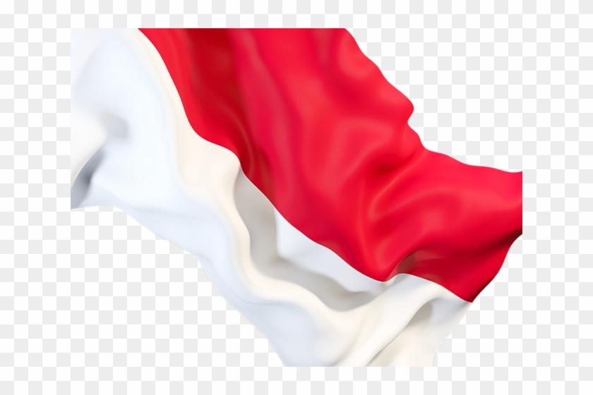Indonesia Wave Flag Png, Transparent Png (#1946339).