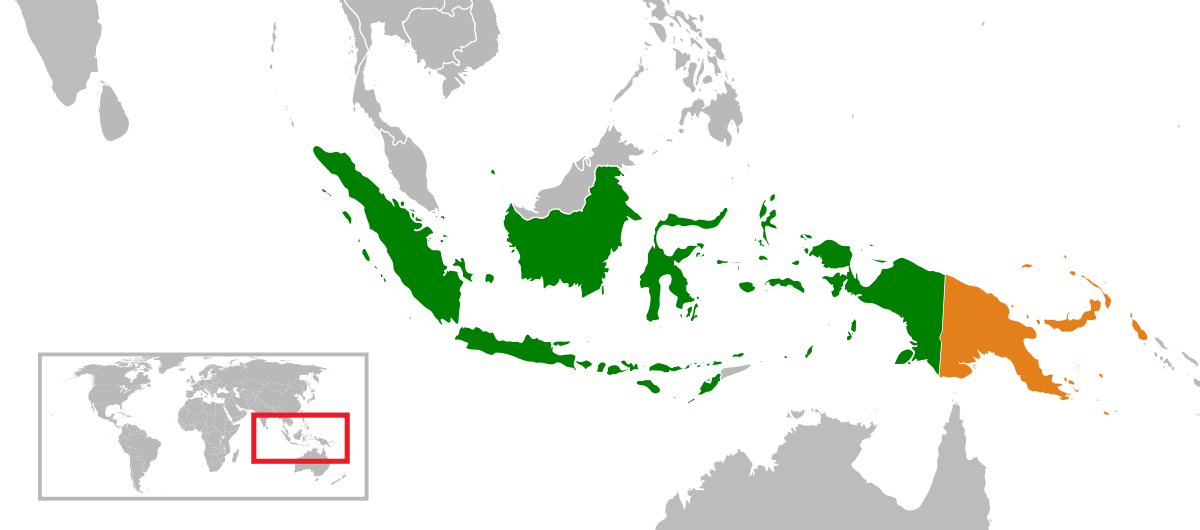 Indonesia.