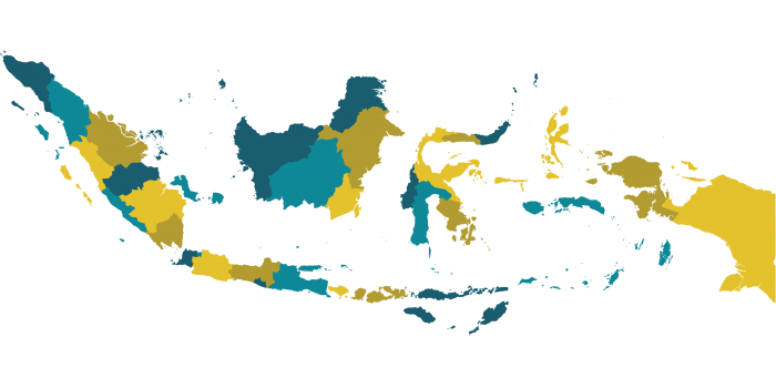 Indonesia Map Png Vector, Clipart, PSD.