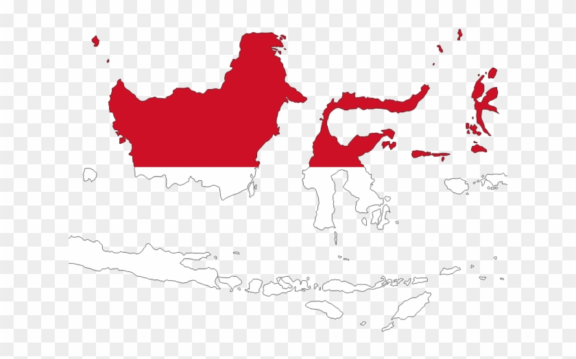 Map Clipart Indonesia.