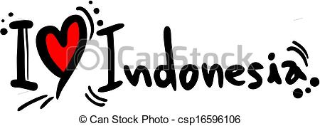 Indonesia heart Clip Art and Stock Illustrations. 60 Indonesia.