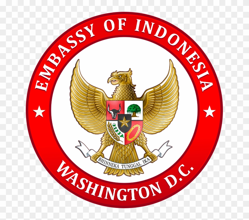National Symbols Embassy Of The Republic Of Indonesia, HD Png.