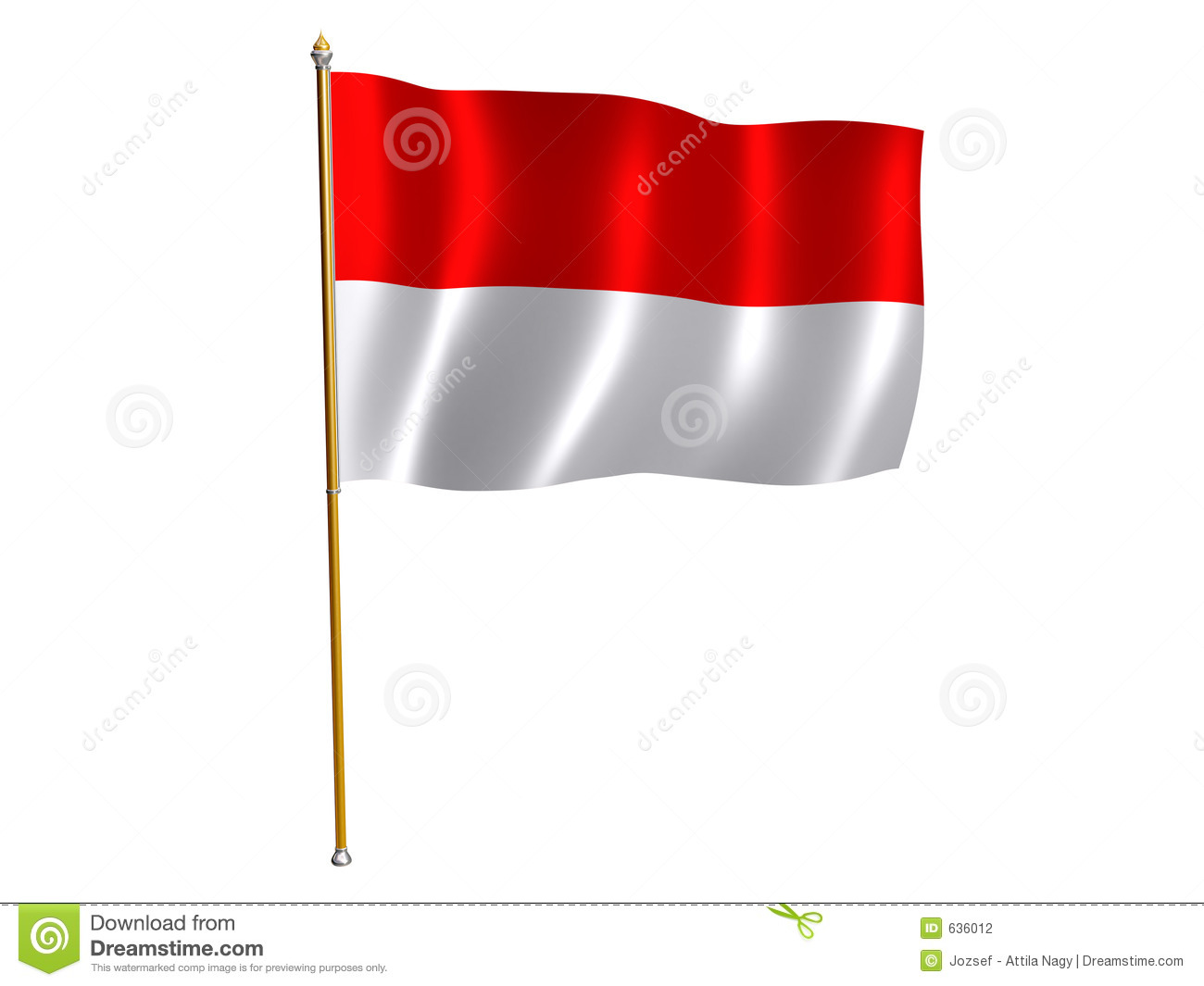 Flag Indonesia Stock Photos, Images, & Pictures.