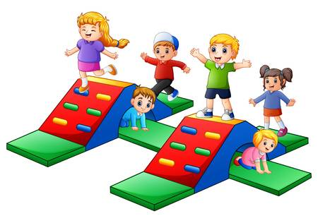 287 Kids Indoor Playground Stock Illustrations, Cliparts And Royalty.