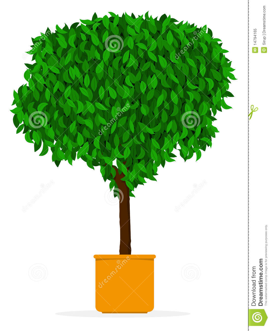 Showing post & media for Cartoon potted tree.