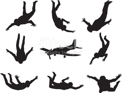 Skydiving Images.