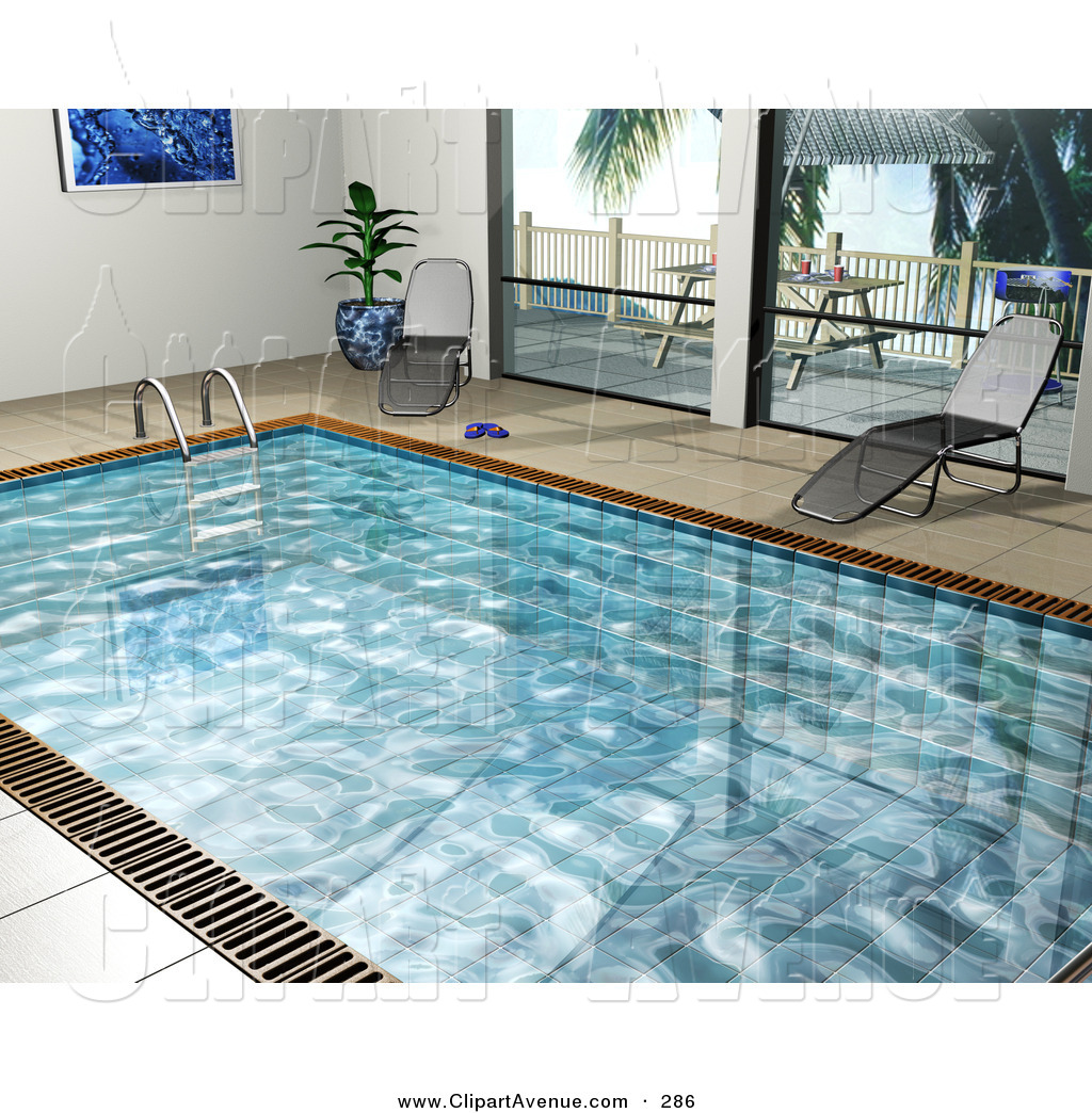 Indoor swimming pool clipart - Clipground