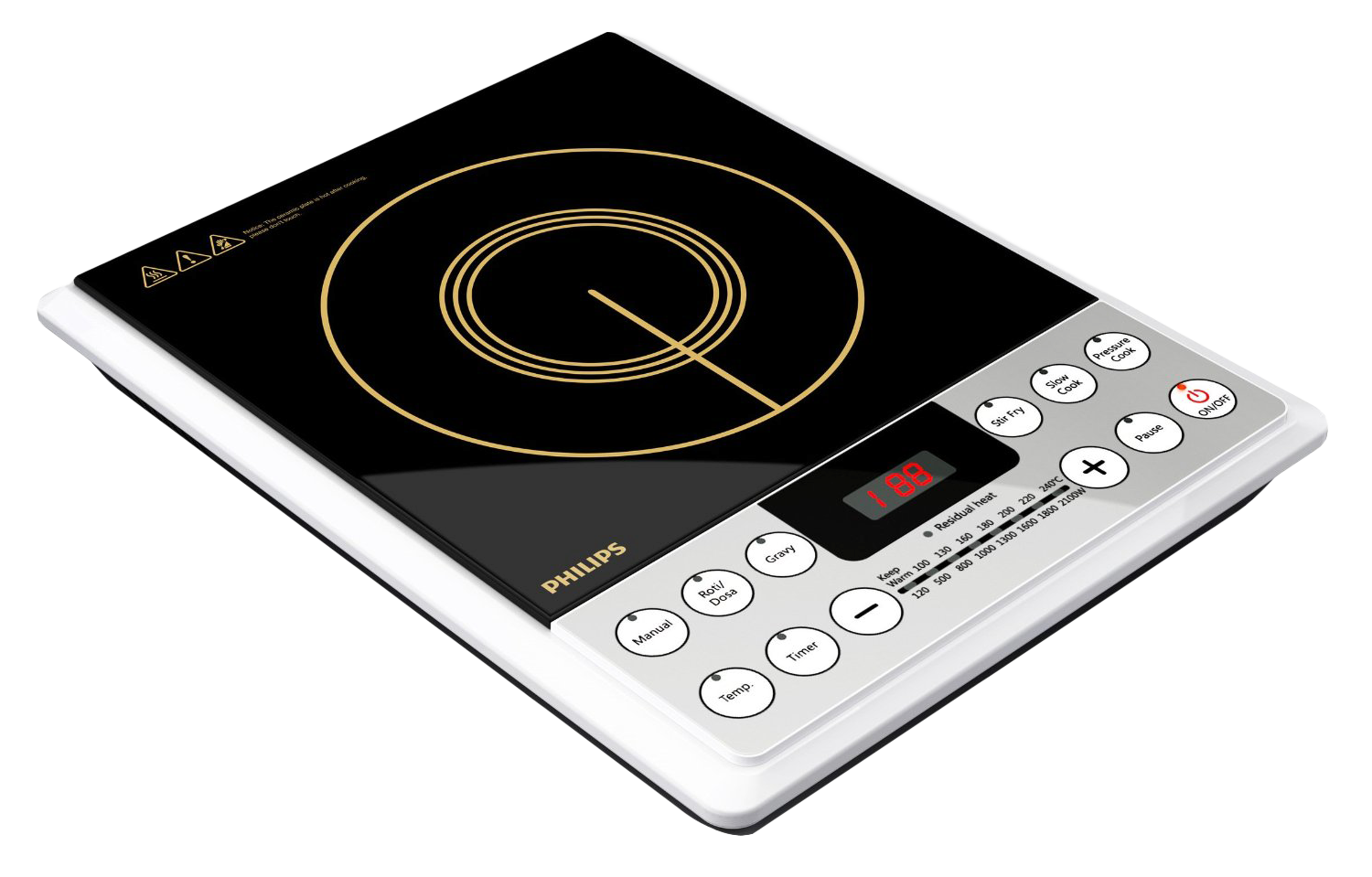 Induction Cooktop PNG Images.