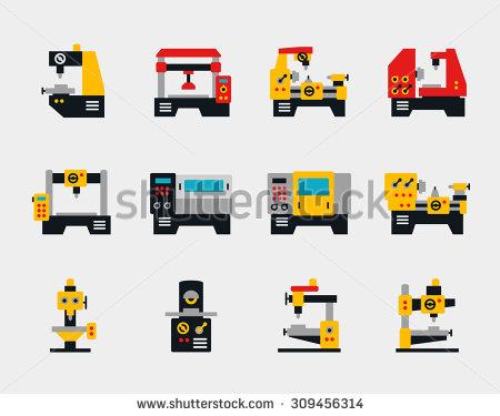 Industrial Machine Stock Photos, Royalty.