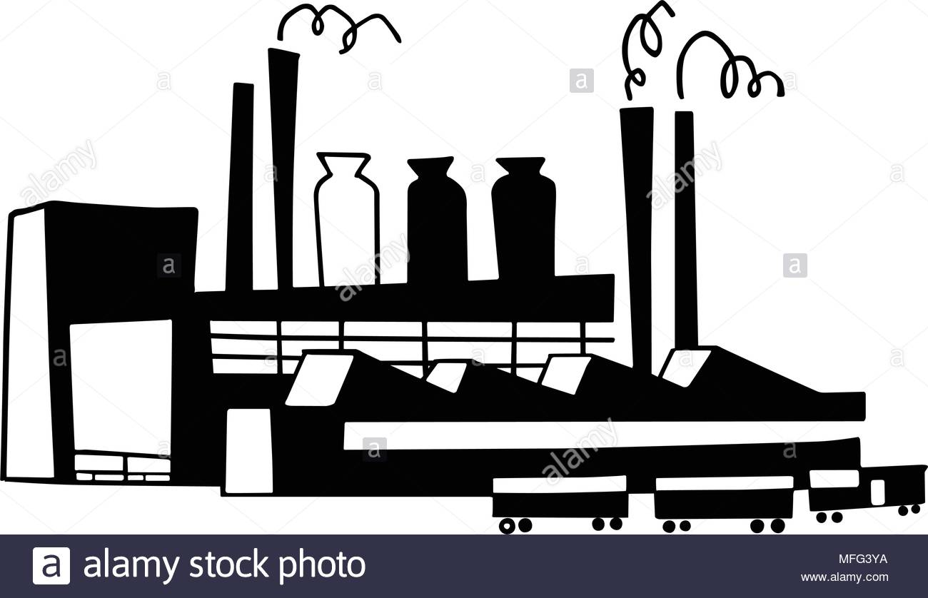 Industrial Plant.