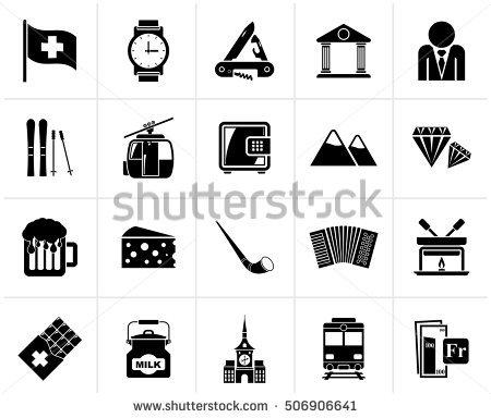 Culture Icon Stock Photos, Royalty.