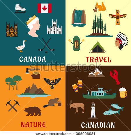 Canadian Culture Stock Vectors, Images & Vector Art.