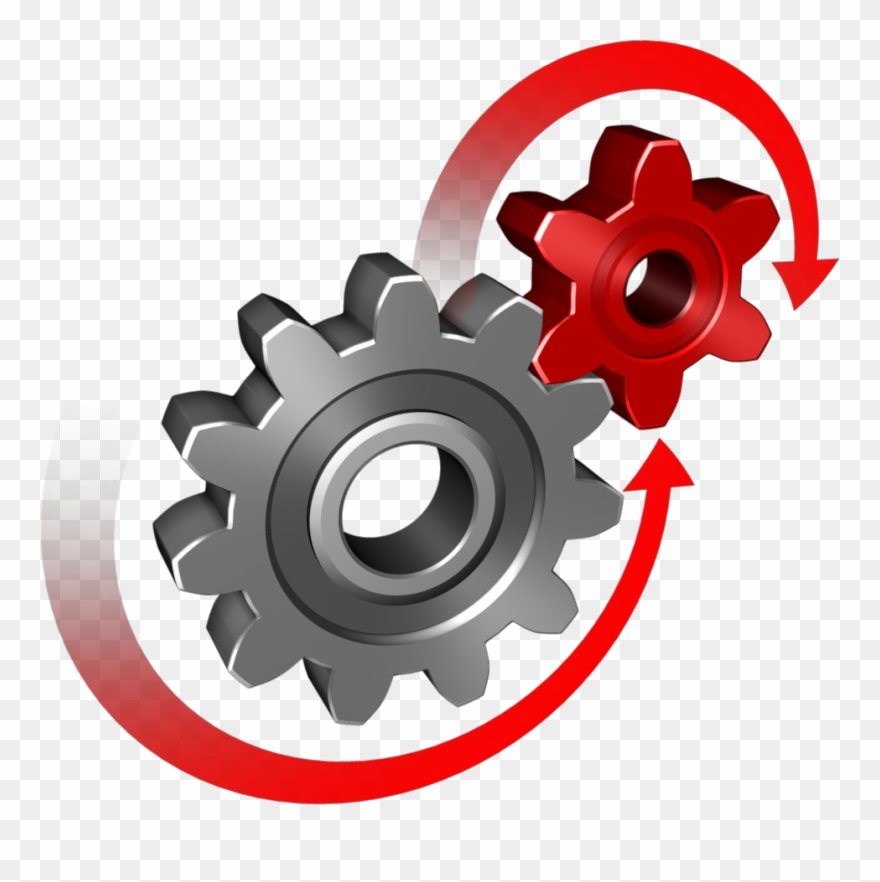 Gear Clipart Industrial Engineering.