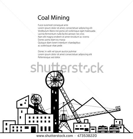 Colliery Stock Photos, Royalty.
